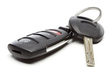 Transponder Car Key